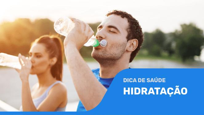 Qual a quantidade de água você precisa durante o exercício?