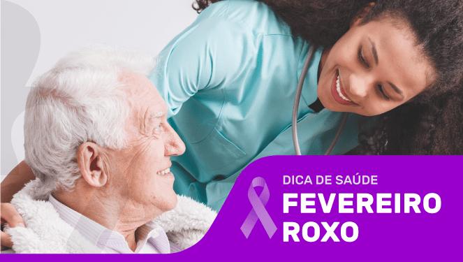 Fevereiro roxo – Saiba quando o esquecimento pode ser um sinal de Alzheimer