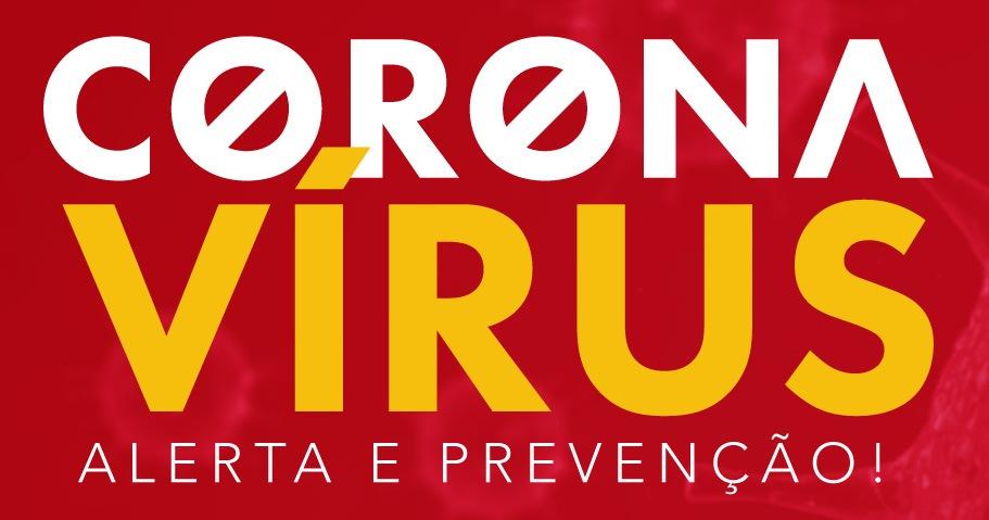 Coronavírus: Alerta e Prevenção