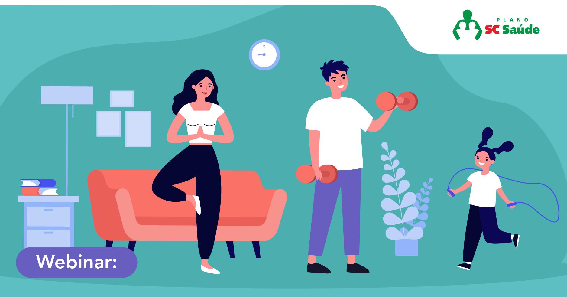 Webinar – Dia da Saúde e Autocuidado