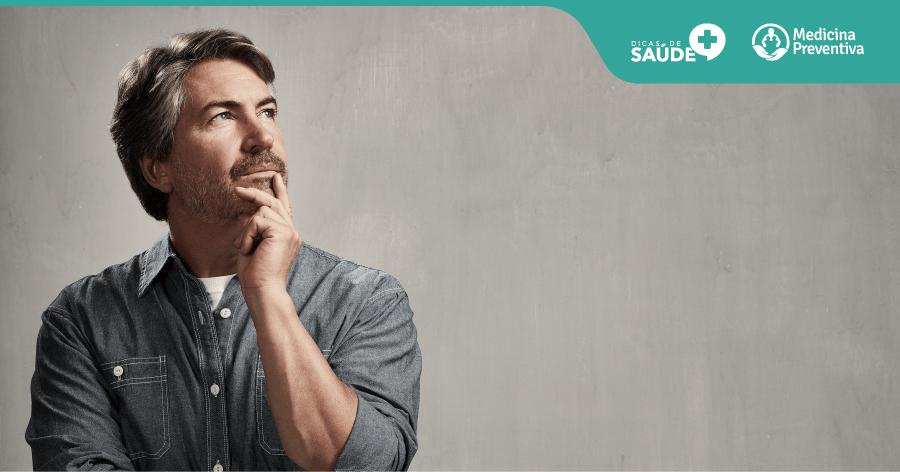 Saúde dos Homens: Vamos refletir?