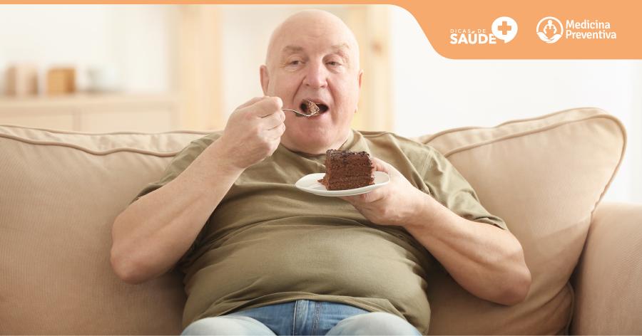 Sedentarismo e má alimentação. Vamos mudar esses hábitos?